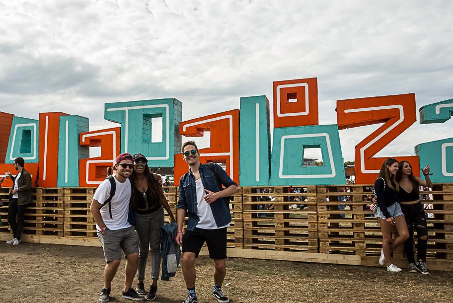 <H2>Lollapalooza</H2><H5>Chicago, Festival